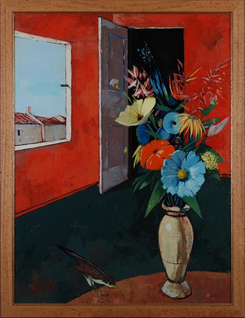 Charles Levier La chambre rouge 2