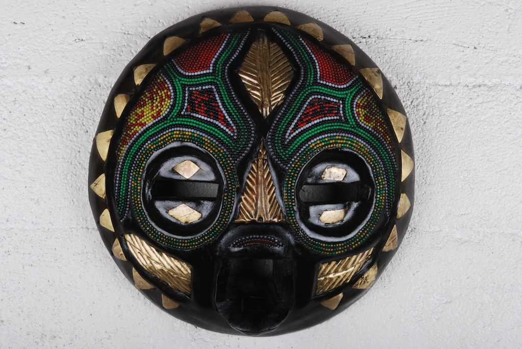 african masks beaded ceremonial mask ghana art collection for