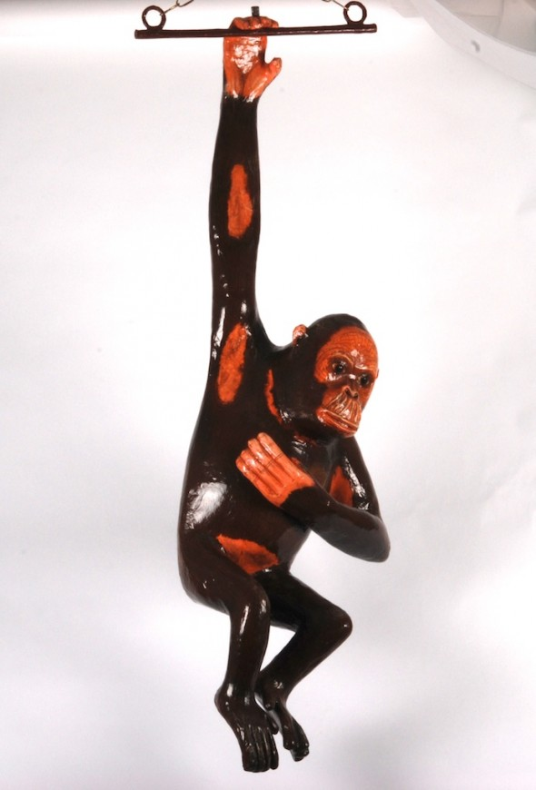 Sergio bustamante chimpanzee art collection for sale for Original sculptures for sale