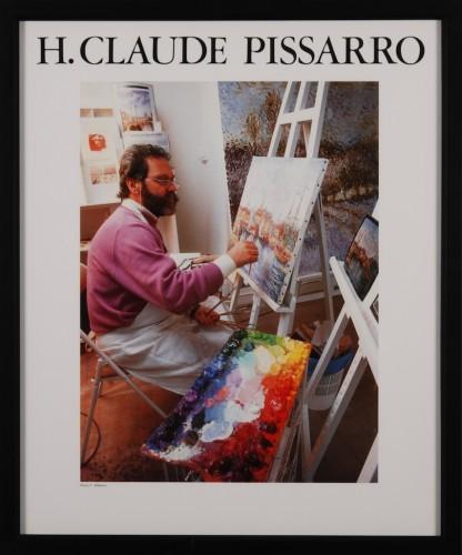 In Studio, Poster