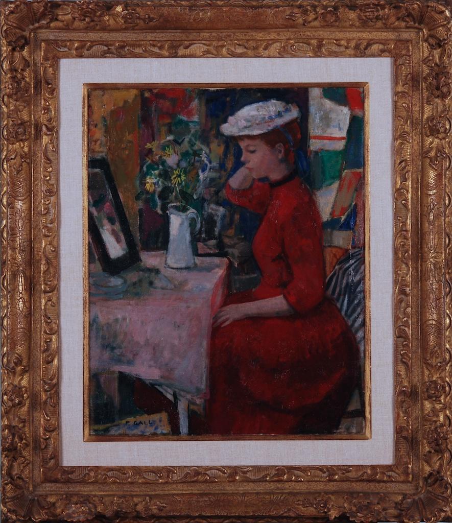 Pal Fried Oil Paintings