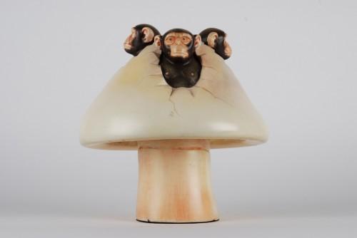 Mushroom With Chimps
