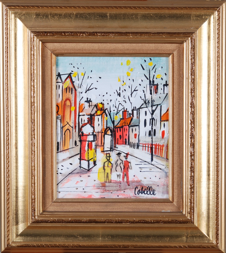 Charles Cobelle Art Collection For Sale Original