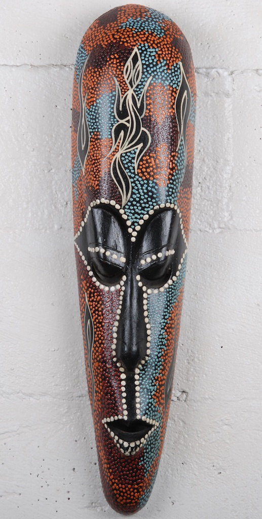 African Masks Decorative Mask Art Collection For Sale